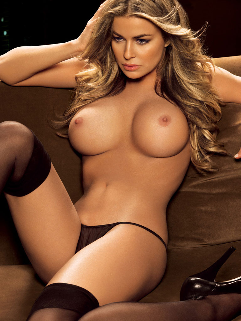 Carmen electra s nude boobs are sexy