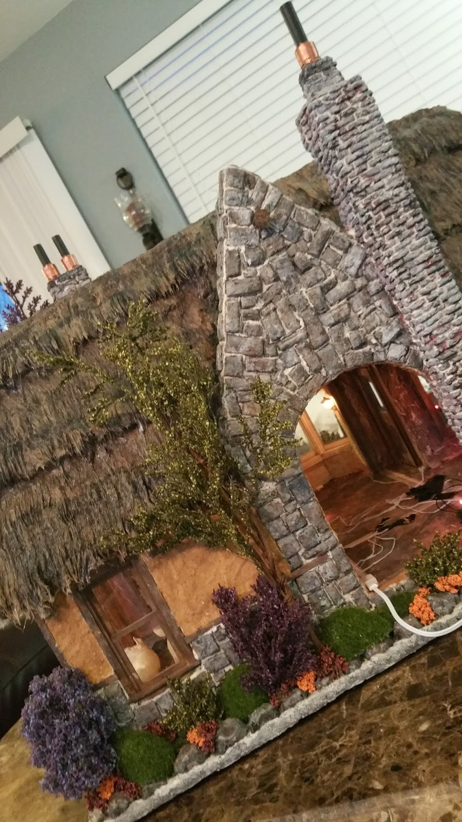 Greggs Miniature Imaginations Quot Penny Lane Quot English Cottage