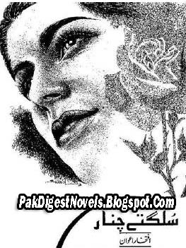 Sulgty Chanaar Suspense Novel By Iftikhar Awan Pdf Free Download