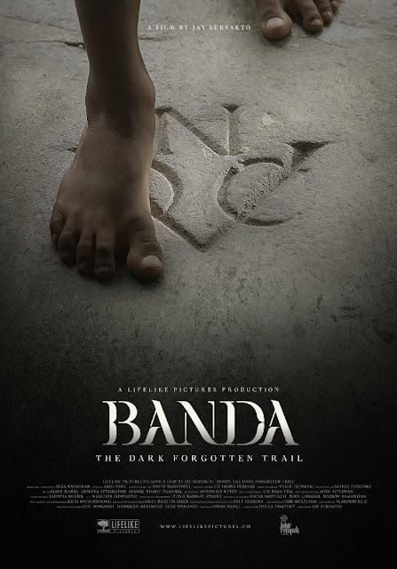 Film Banda The Dark Forgotten Trail (2017)