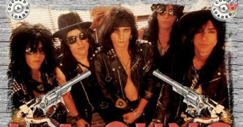L.A. Guns: The 1989 Release Of Cocked & Loaded Kept The Censors Busy!