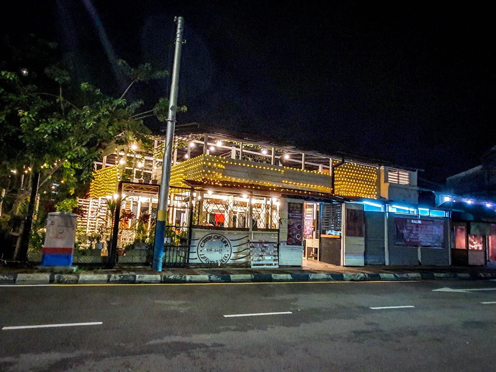 Pallet Garden Cafe @ Lebuh Carnarvon, Georgetown, Penang