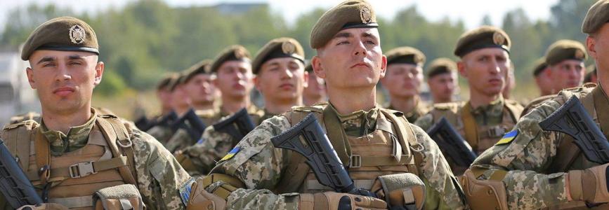 Міноборони уточнило чисельність Збройних Сил України
