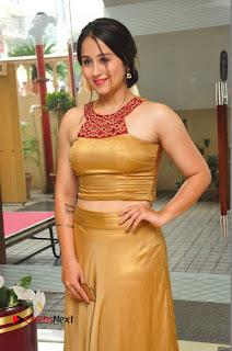 Actress Simrat Juneja Pictures in Golden Long Dress  0053.JPG