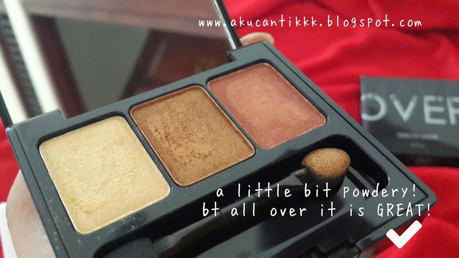 Harga Dan Spesifikasi Make Over Trivia Eye Shadow Termurah 2018 Baju Pria Minion Stuart Koboi Eyeshadow Gold Espress Daftar Terlengkap Makeover Source Malah Aku Kagum
