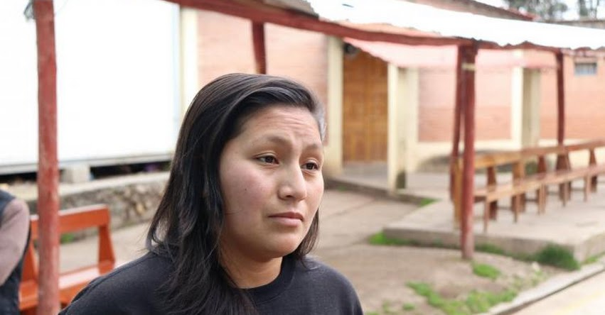 EJEMPLAR: Interna del penal de Huancavelica ingresa a Instituto y aspira a convertirse en contadora