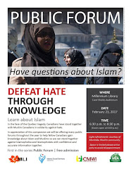 Defeat Hate thru Knowledge - Learn about Islam