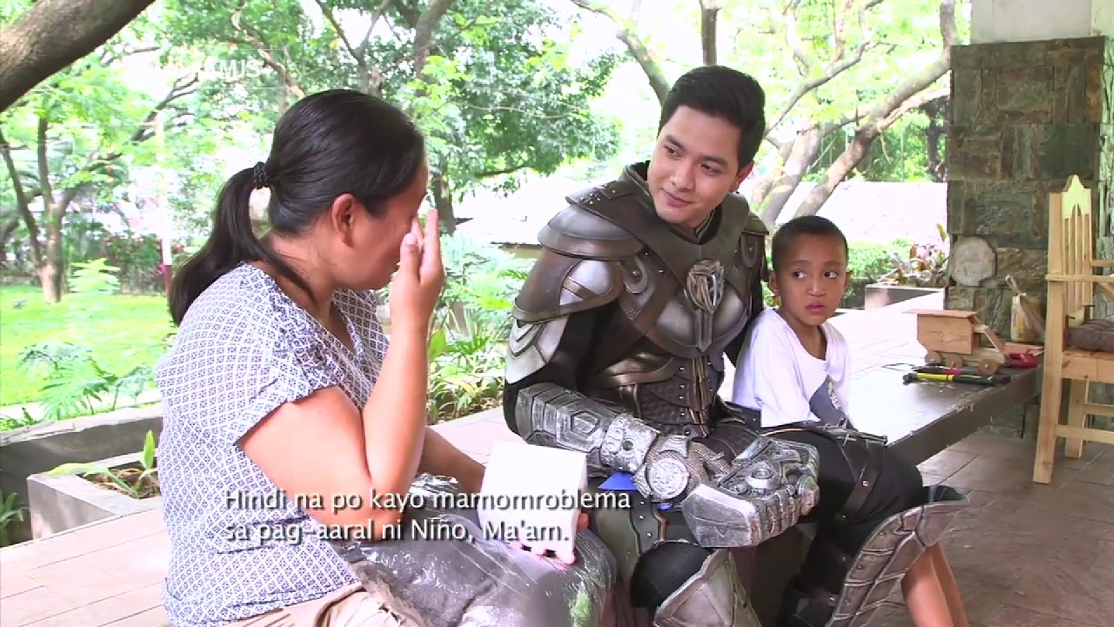 Alden Richards sends inspiring young fan to school until college