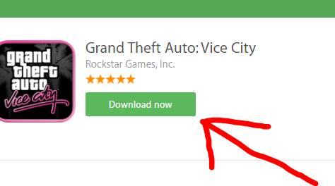 یاری (جی تی ئهی) بۆ ئهندرۆید Grand Theft Auto Vice City Android