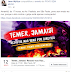 Banner na  página Oficial do Jean Wyllys faz apologia a violência e desordem