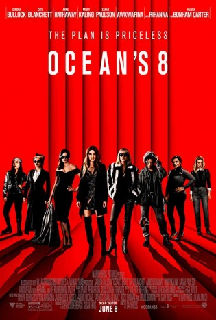Oceans Eight 2018 Eng 720p WEB-DL 1Gb ESub x264