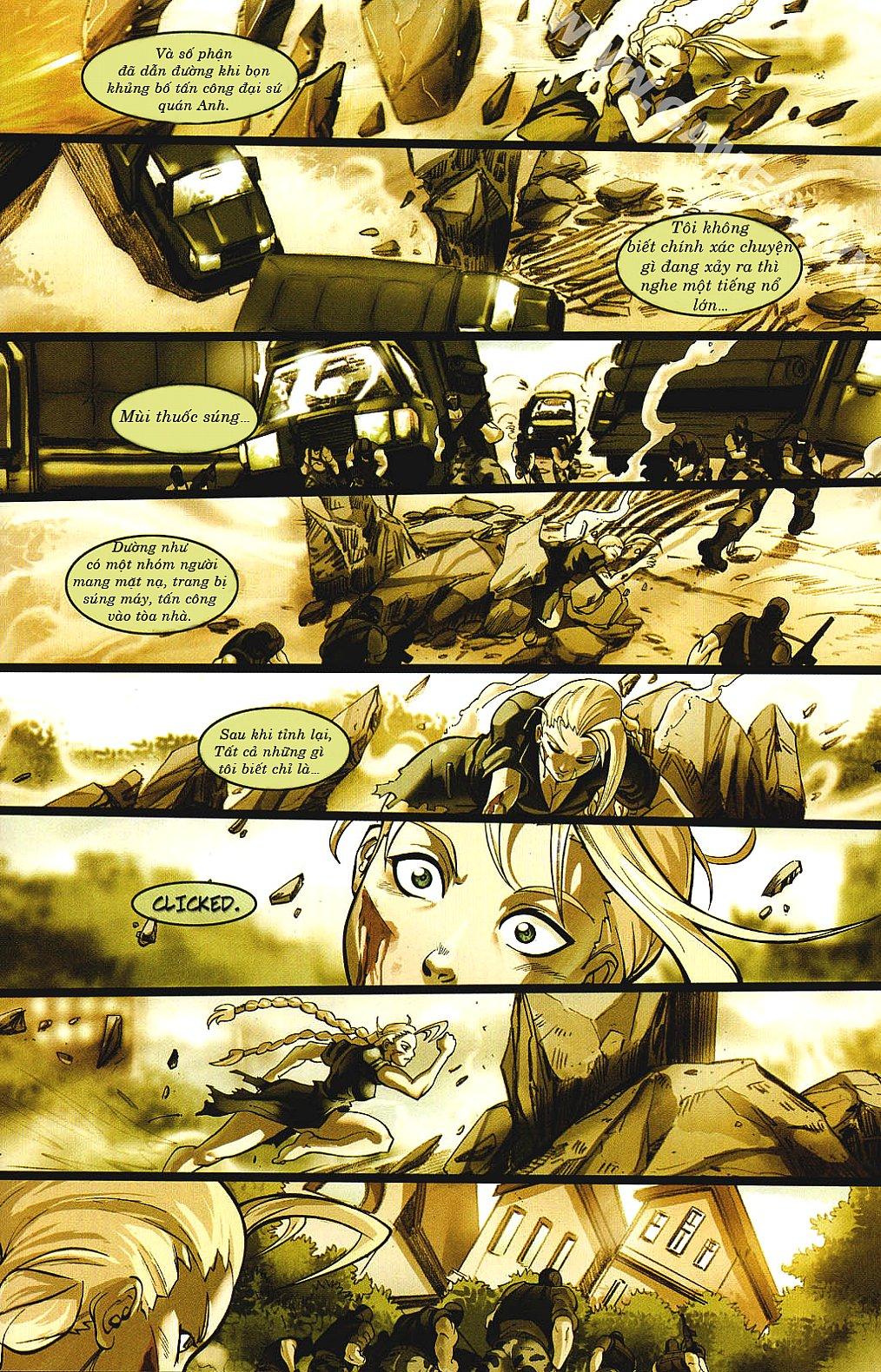 Street Fighter  Chap 007 - Truyenmoi.xyz
