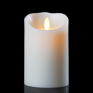 motion flame candle by luminara and more