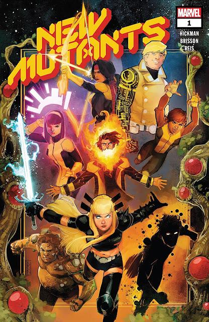 Portada de X-Force Vol.6  #01