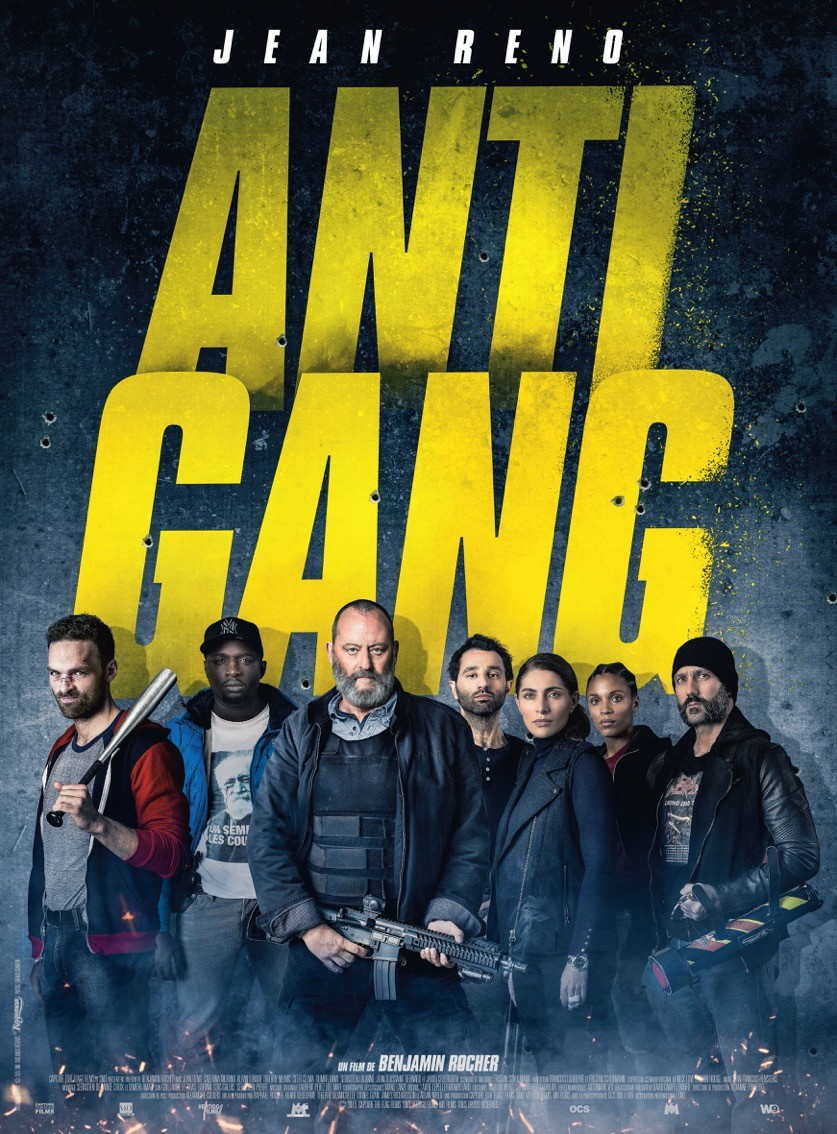 Movies Antigang (2015) Online