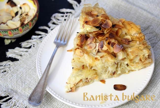 dessert bulgarie