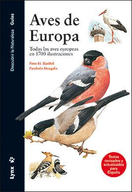 Aves de Europa - Lynx Edicions