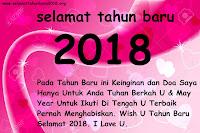 Gambar Tahun Baru 2018 - 52