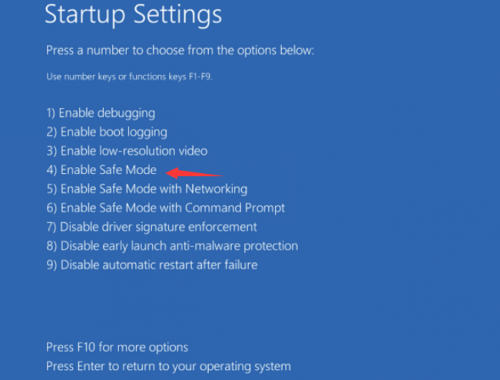 How to Fix Driver Power State Failure Error in Windows 10