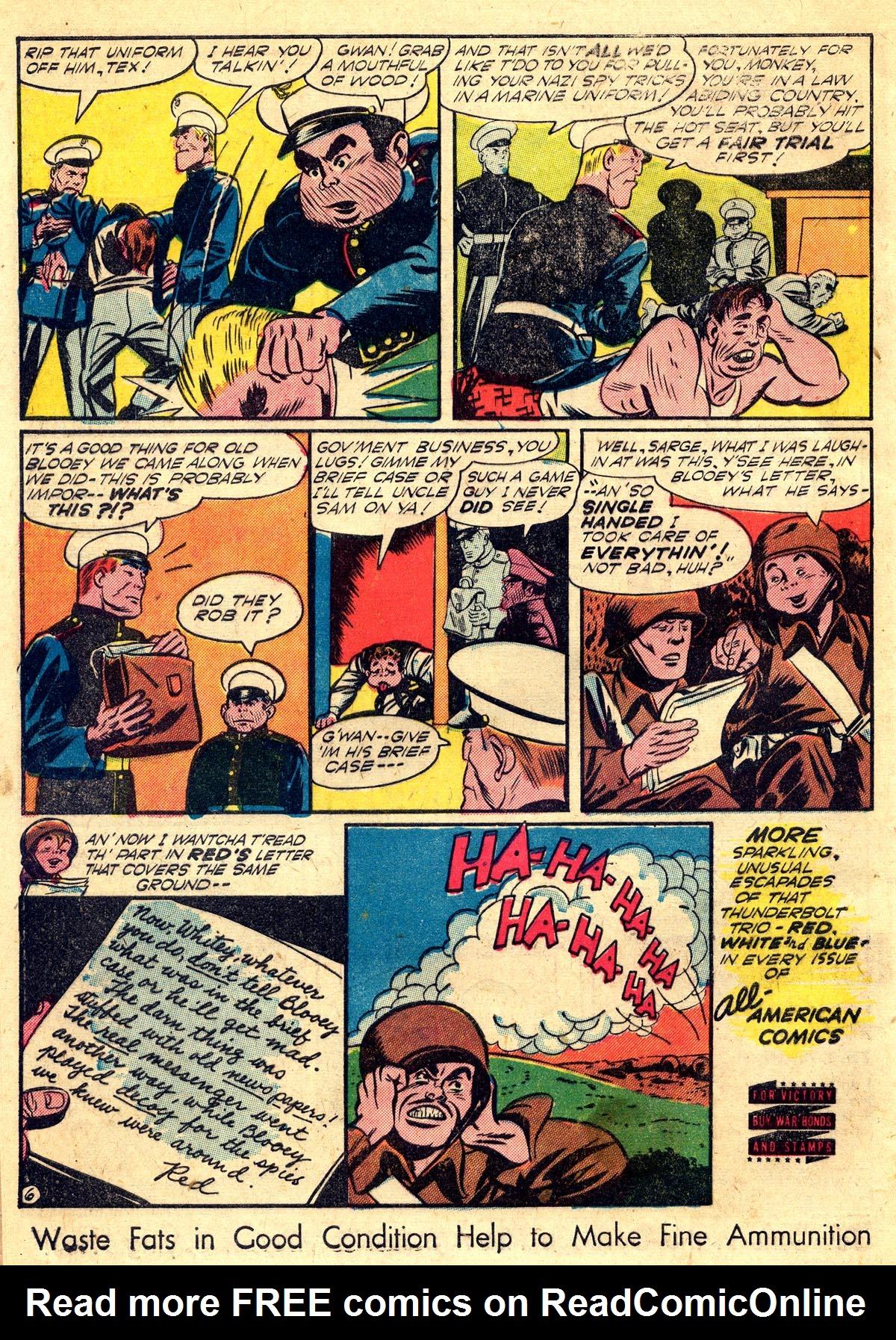 Read online All-American Comics (1939) comic -  Issue #60 - 42