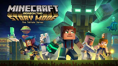 Minecraft Story Mode Season Two Apk + OBB all episodes unlocked Download