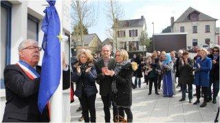 Vern-sur-Seiche, commune de 8 000 habitants au sud de Rennes, a mis en berne le drapeau de l'Europe, devant la mairie, ce samedi matin. Pour dire  son « désaccord total avec la politique actuelle de l'Europe dans la gestion des crises des migrants d'aujourd'hui et de demain ».
