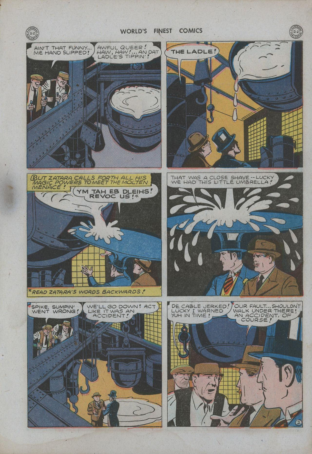 Read online World's Finest Comics comic -  Issue #15 - 28