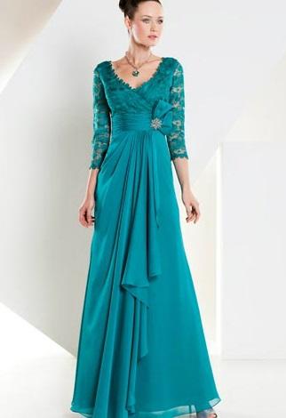Una Novia Diferente Sonia Peña Vestidos De Madrina Azules 2013