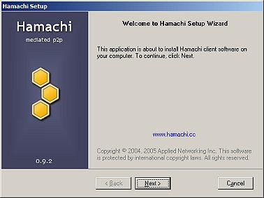 hamachi 2.1.0.296