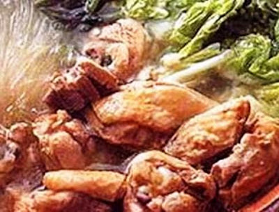 Resep Ayam Kuah Suun - Menu Buka Puasa