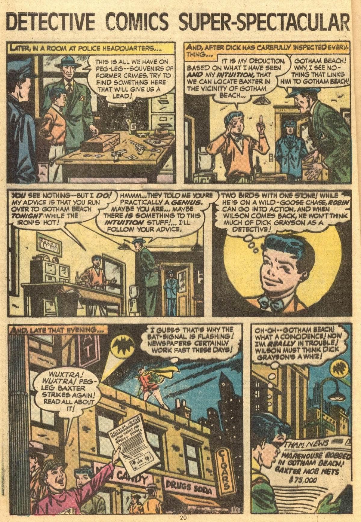 Detective Comics (1937) 444 Page 19