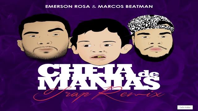 Emerson Rosa & Marcos Beatman fazem um remix inspirado num clássico do Raça Negra