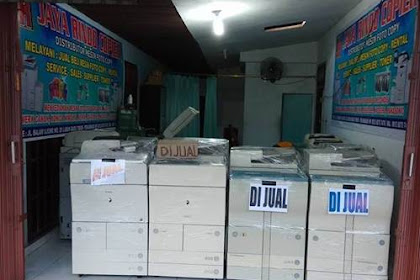 Lowongan Jaya Rindo Copier Pekanbaru Januari 2019