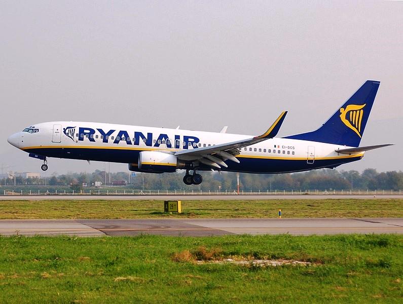 Center Ryanair Confirms Macedonia Plans Center