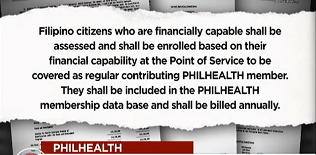 "For 2017, there is a proposed budget of P3.35-trillion aimed to cover the healthcare and tuition fee of state universities or colleges in Philippines. According to Sen. Loren Legarda, there is also additional P3 billion allocated to Philippine Health Insurance Corp. (PhilHealth) for the coverage of all Filipinos      ""The Department of Health (DOH) said there are some eight million Filipinos still not covered by PhilHealth. It is our duty, in serving the public, to extend basic healthcare protection to all our people. That is why we pushed for the augmentation of the PhilHealth's budget so that in 2017, we achieve universal healthcare coverage,"" Legarda said.  Sen. Legarda said this universal healthcare coverage will help any non-member of PhilHealth to avail healtcare service in public hospitals and be enrolled automatically in the system.   Including on those who will receive the benefits are the Indigent patients. They will no longer be required to pay  for anything in government hospitals under the ""No Balance Billing"" as mandated under the Amended National Health Insurance Act or Republic Act 10606, which Legarda principally authored.   Close Ad X The budget will also allocate P96.336 billion for Department Of Health, this will then be used  for the construction of additional health facilities and drug rehabilitation centers in the country.    The Filipino citizens who will be covered under this provision, through a POINT of Service (POS) Program, must be classified as financially incapable to pay his/her Philhealth membership according to the DOH classification on indigence.   Filipino citizens who are financially capable shall be assessed and shall be enrolled based on their financial capability at the Point of Service to be covered as regular contributing PHILHEALTH member. They shall be included in the Philhealth membership data base and shall be billed annually."