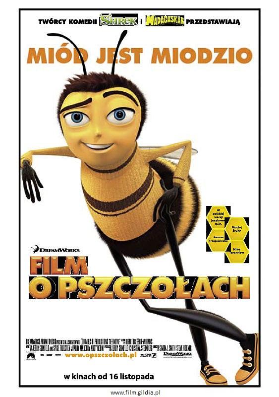 Versemovie Wiersze Filmowe Muzyka Film O Pszczołach