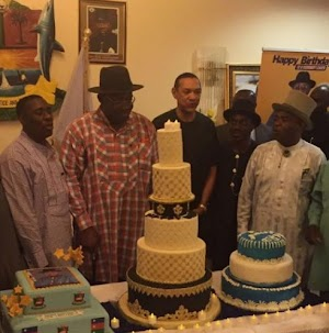 Governor Dickson's 51st Birthday Party - See pictures