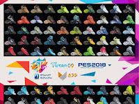 PES 2018 Bootpack V2 dari T09