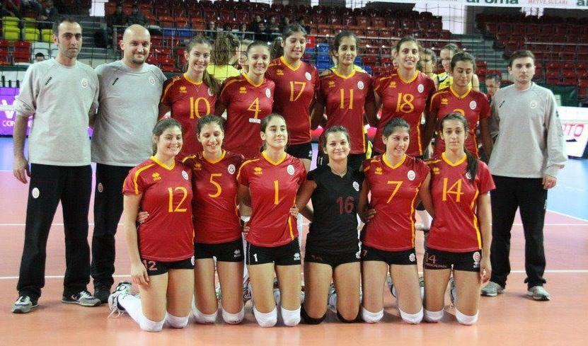 Altyapi Genc Bayan Voleybol Takimimiz Turkiye Sampiyonu