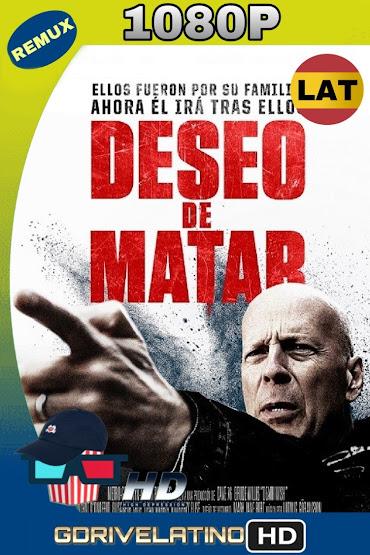 Deseo de Matar (2018) BDRemux 1080p Latino-Ingles MKV