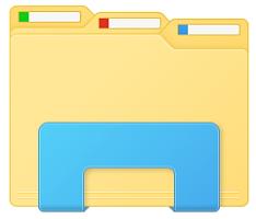 اختصارات لوحة المفاتيح في ملف Explorer في نظام التشغيل Windows 10