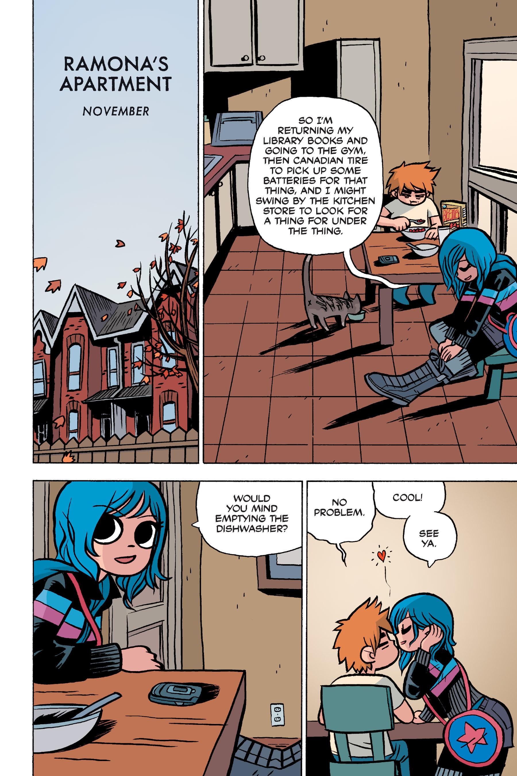 Read online Scott Pilgrim comic -  Issue #5 - 25