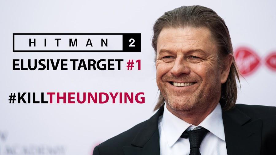 hitman 2 sean bean elusive target
