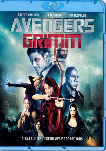 Avengers Grimm 2015 Dual Audio Hindi 480p BluRay 270mb
