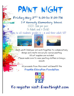 FEF Paint Night - May 3