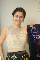 Taapsee Pannu in transparent top at Anando hma theatrical trailer launch ~  Exclusive 059.JPG