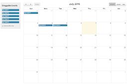 Membuat Agenda Online dengan Full Calendar