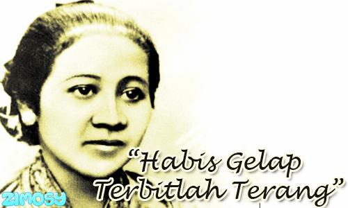 Gambar Biografi Singkat RA Kartini