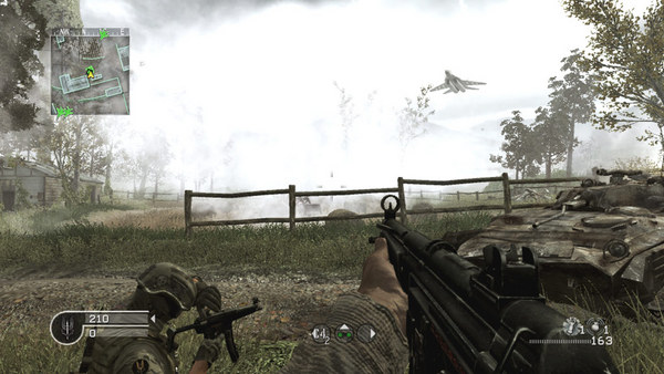 Call Of Duty 4 Modern Warfare pc full español