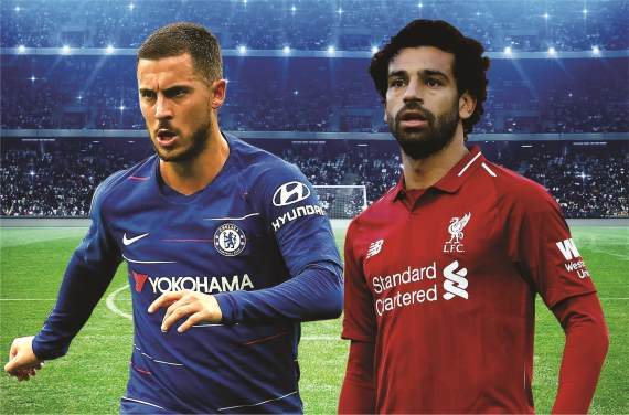 English Premier League: Chelsea vs Liverpool